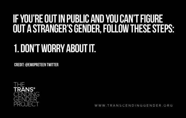 transgender q